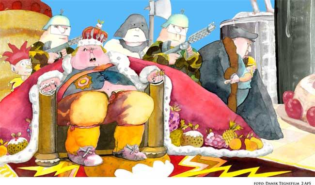 Nordic Features Men Krig og kager (2005) (...